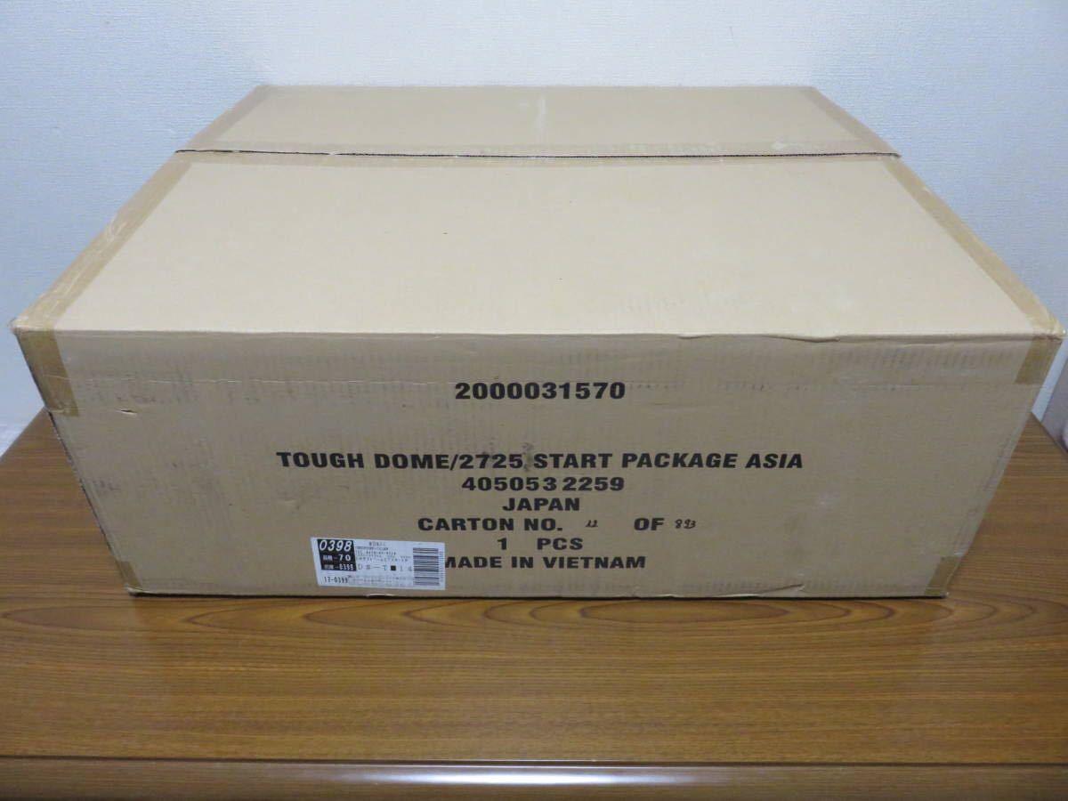 新品未開封 コールマン テント タフドーム 2725 スタートパッケージ 3~4人用 Model 2000031570_画像10