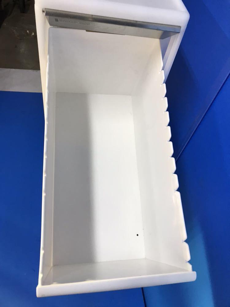WM0967 ゴミ箱 分別スイングステーション 3段 ホワイト 105*25*45cm 現状品出品 1201903141_画像4