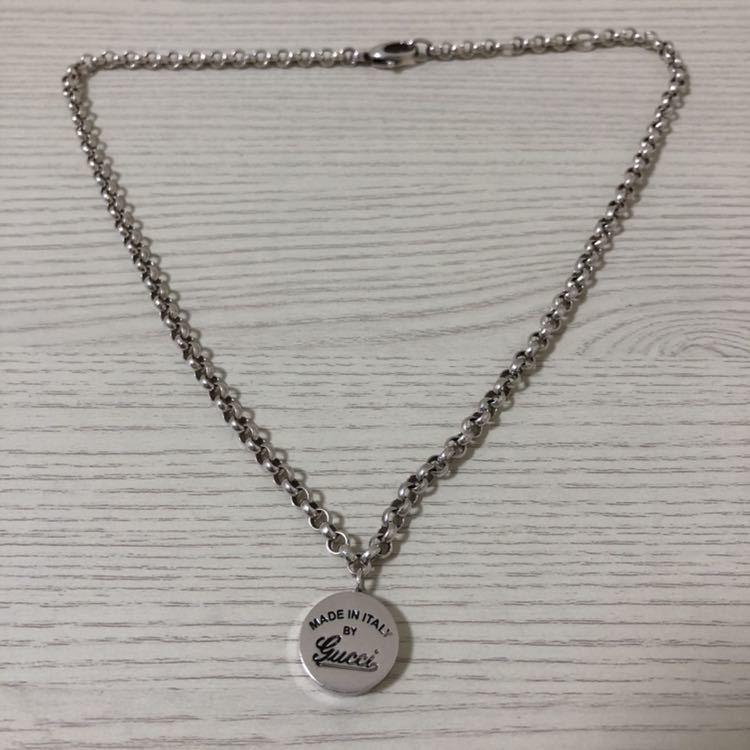 online retailer b241b 92133 Auction ID x609901493: 【美品】グッチ GUCCI ペンダント ...