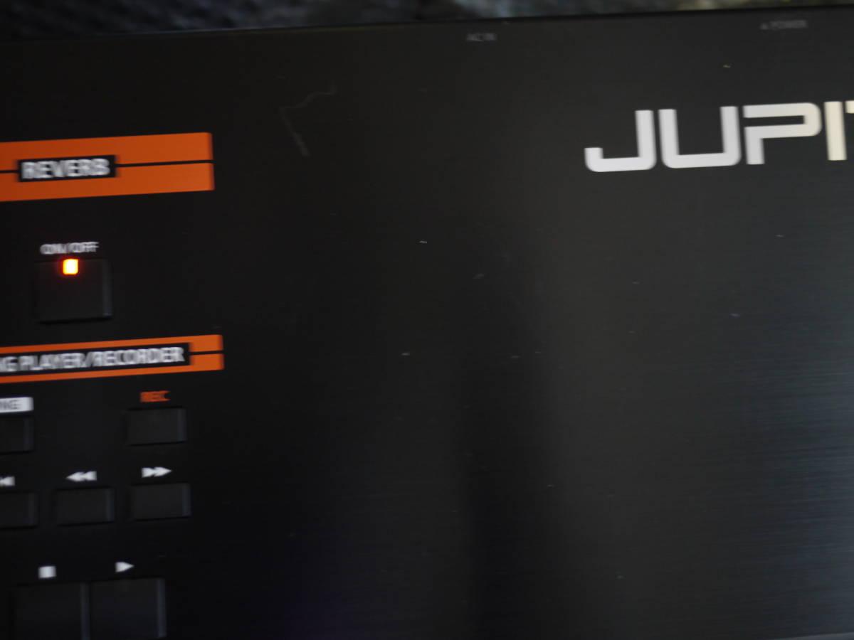 roland jupiter-80 美品 メーカーメンテナンス済_画像2