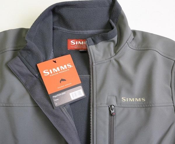 Simms シムス Rogue Fleece Jacket 送料無料_画像1