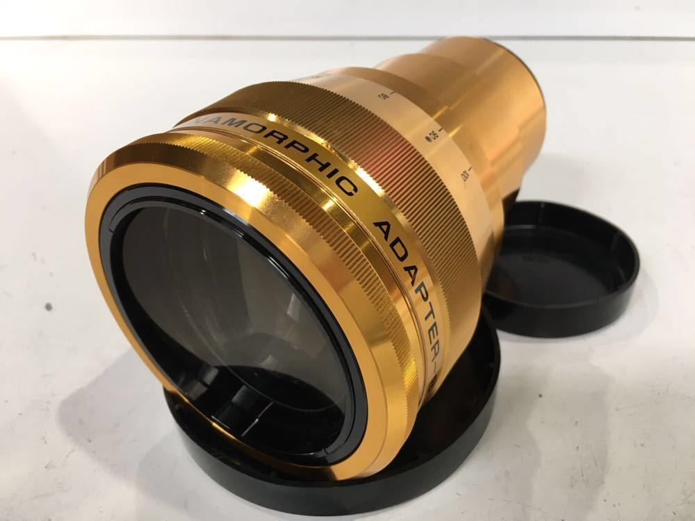 190312C* NISSIN SANKOR ANAMORPHIC ADAPTER-B LENS MADE IN