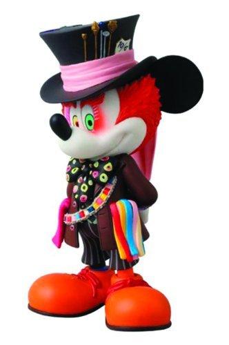 メディコム?#21435;?VCD ミッキーマウス as マッドハッター 新品未開封 即決
