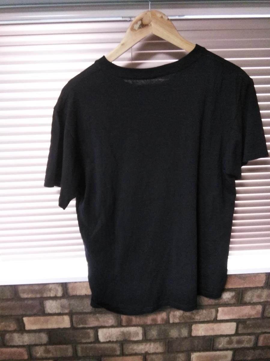 KISS ロックTシャツ M ビンテージ ジーンシモンズ ポールスタンレー 80s 90s ハードロックカフェ