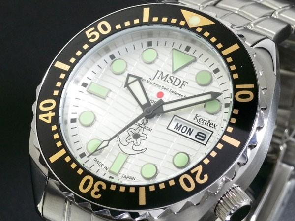 新品未使用品 ケンテックス 海上自衛隊モデル 腕時計 S649M-01_画像1