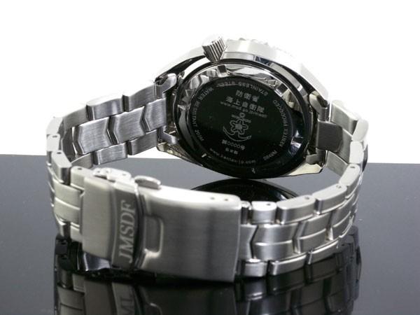 新品未使用品 ケンテックス 海上自衛隊モデル 腕時計 S649M-01_画像3