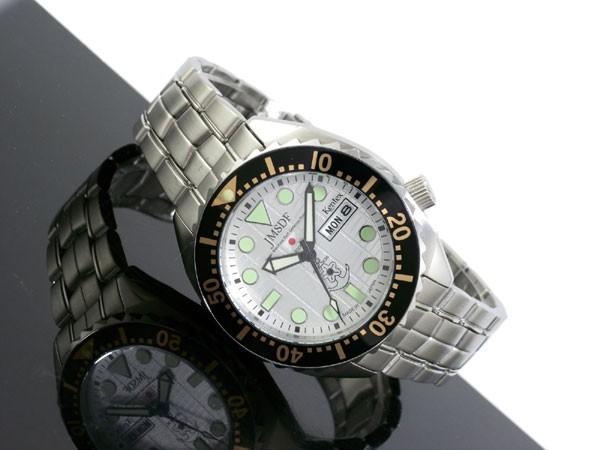 新品未使用品 ケンテックス 海上自衛隊モデル 腕時計 S649M-01_画像2