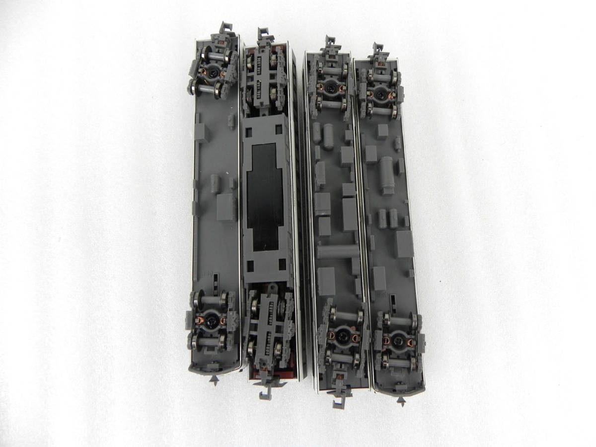 [Q1927]MicroAce A-3652 115系3000番代・30N更新車・基本4両セット Nゲージ 鉄道模型_画像9
