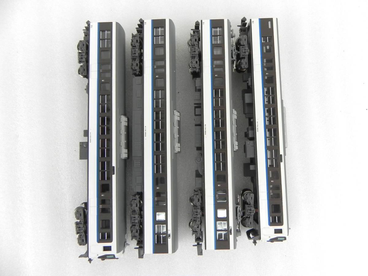 [Q1927]MicroAce A-3652 115系3000番代・30N更新車・基本4両セット Nゲージ 鉄道模型_画像8