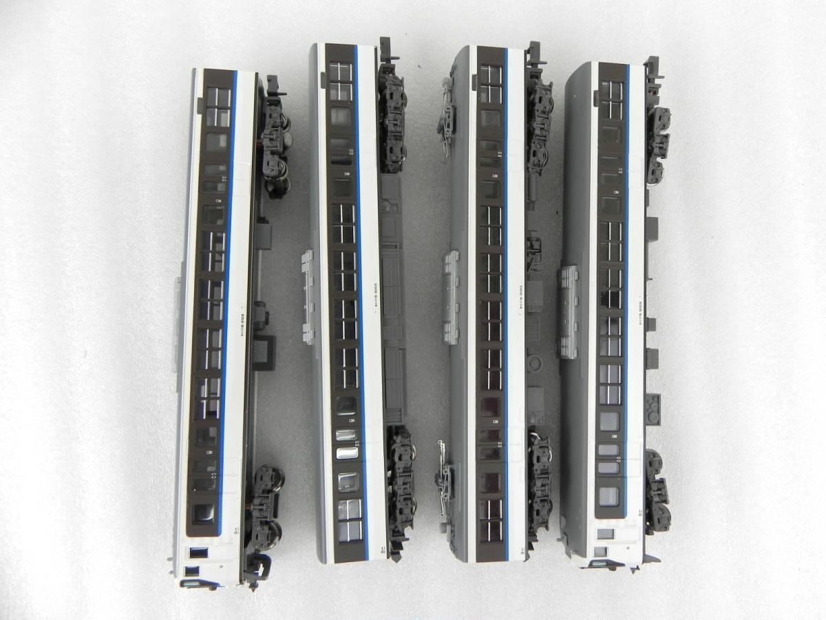[Q1927]MicroAce A-3652 115系3000番代・30N更新車・基本4両セット Nゲージ 鉄道模型_画像7