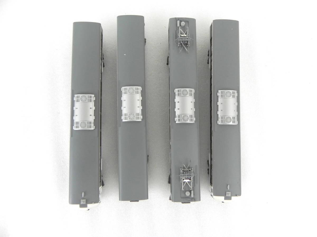 [Q1927]MicroAce A-3652 115系3000番代・30N更新車・基本4両セット Nゲージ 鉄道模型_画像6
