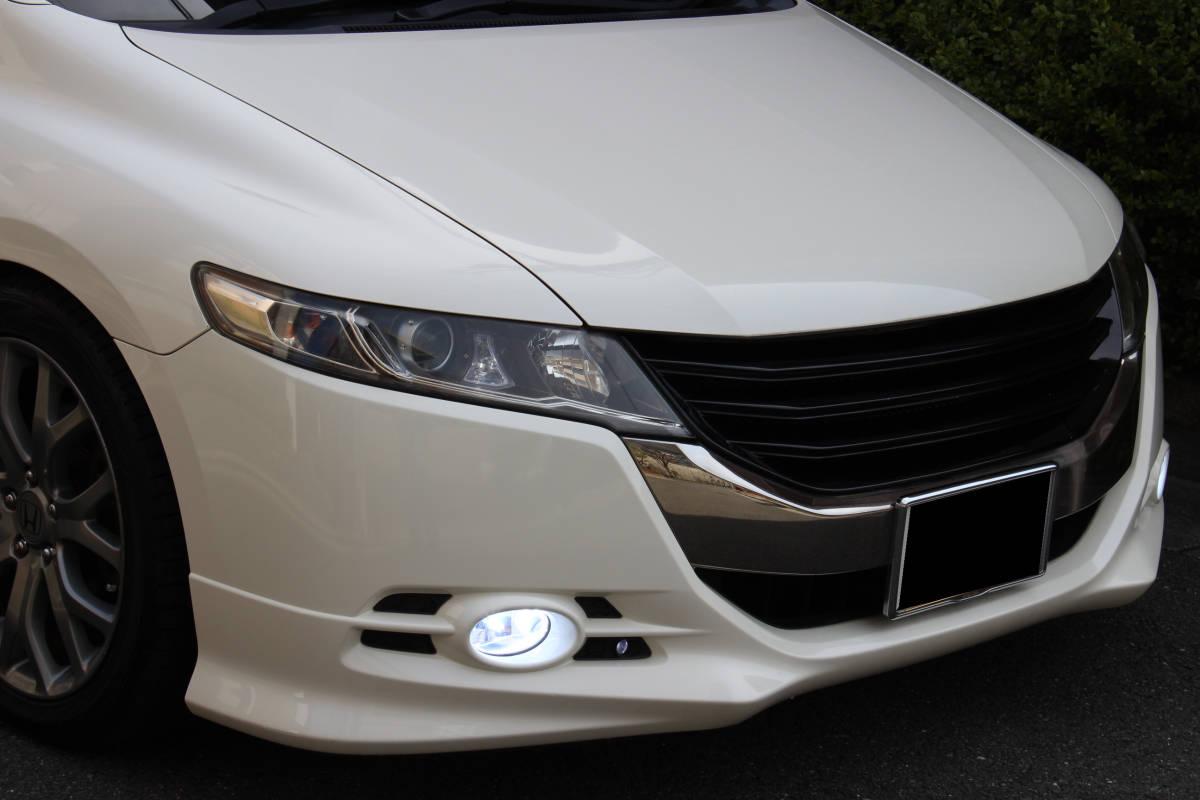 実走行 検31/10 アブソルート HDDインターナビ フリップダウン SMARTKEY 車高調 HIDフォグ クルコン 禁煙_画像5