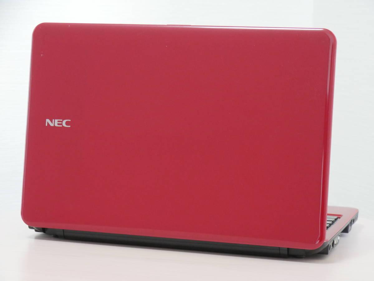 NEC LaVie LS550/D Core i5-480M メモリ4GB 大容量HDD1TB Windows 10 Office Blu-ray_画像6