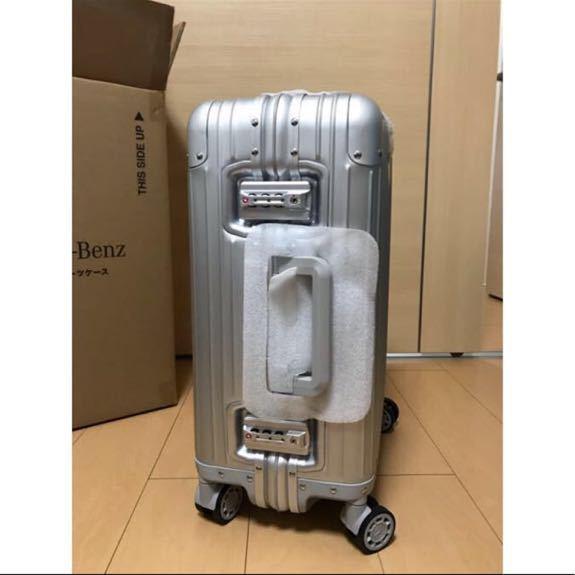 新品未使用 メルセデスベンツ オリジナルスーツケース 機内持ち込み可能サイズ_画像2