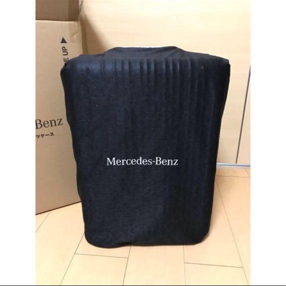 新品未使用 メルセデスベンツ オリジナルスーツケース 機内持ち込み可能サイズ_画像4