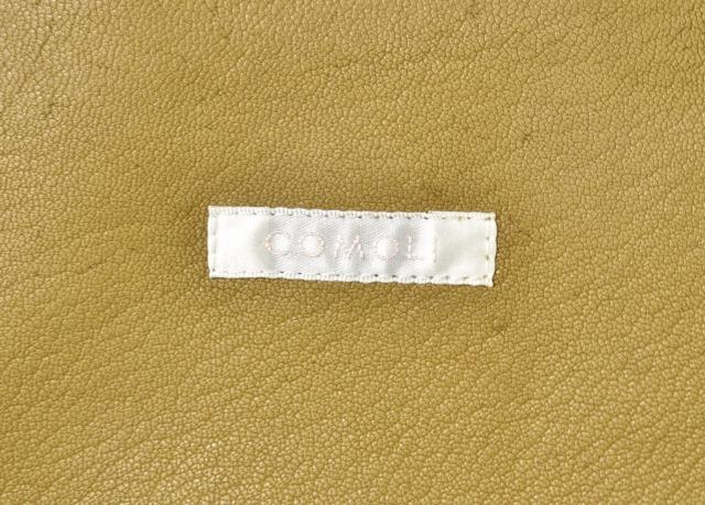 COMOLI コモリ SHEEP SUEDE JACKET シープスエードジャケット 3 CAMEL P01-01004 BLOUSON ブルゾン LEATHER レザー_画像7