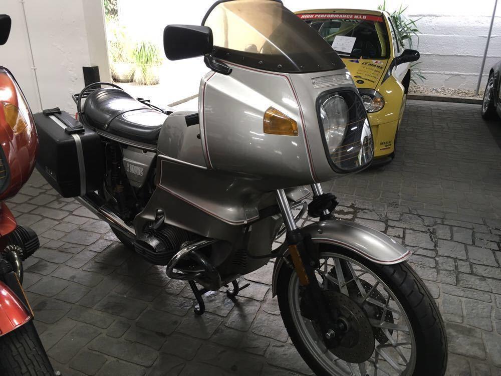 BMW R100RS 昭和57年 予備検査付