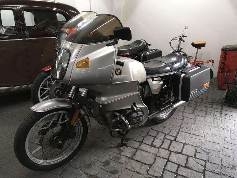 BMW R100RS 昭和57年 予備検査付_画像2