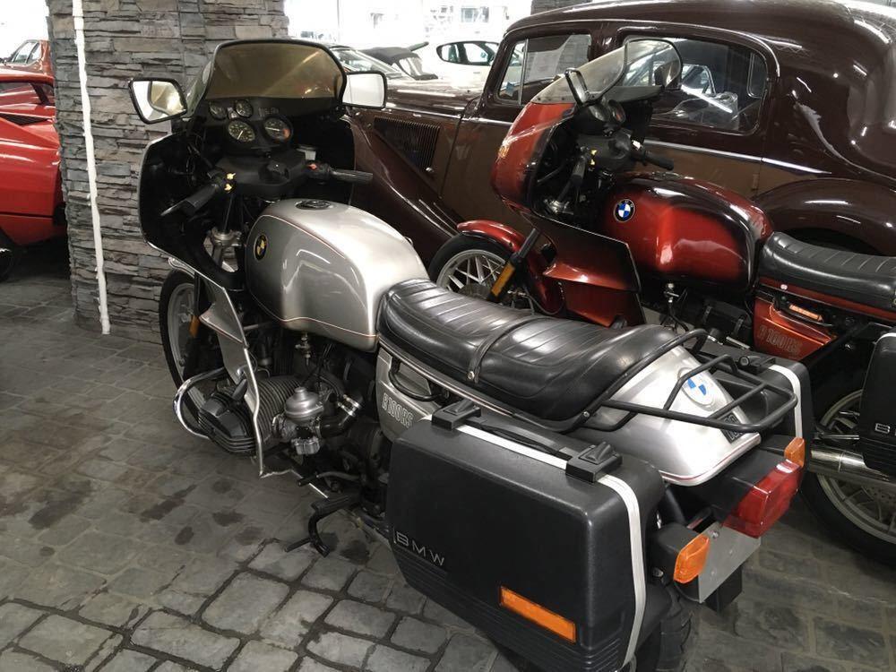 BMW R100RS 昭和57年 予備検査付_画像6