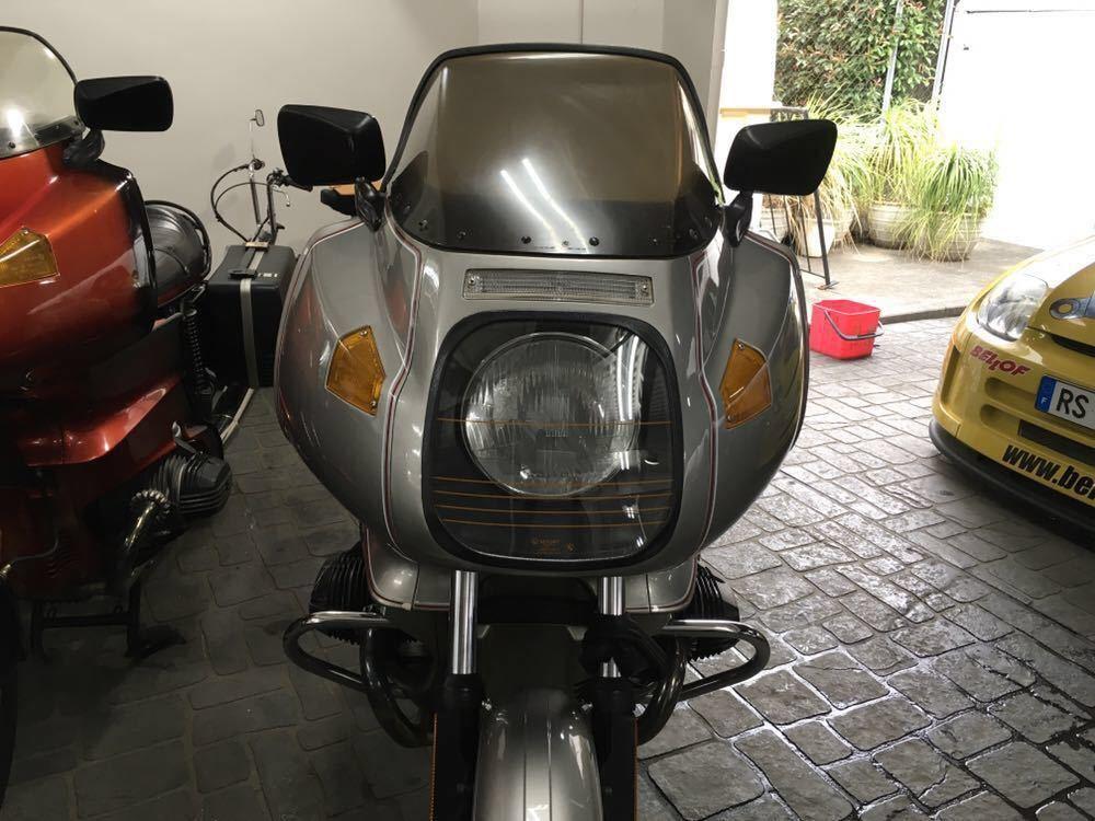 BMW R100RS 昭和57年 予備検査付_画像3