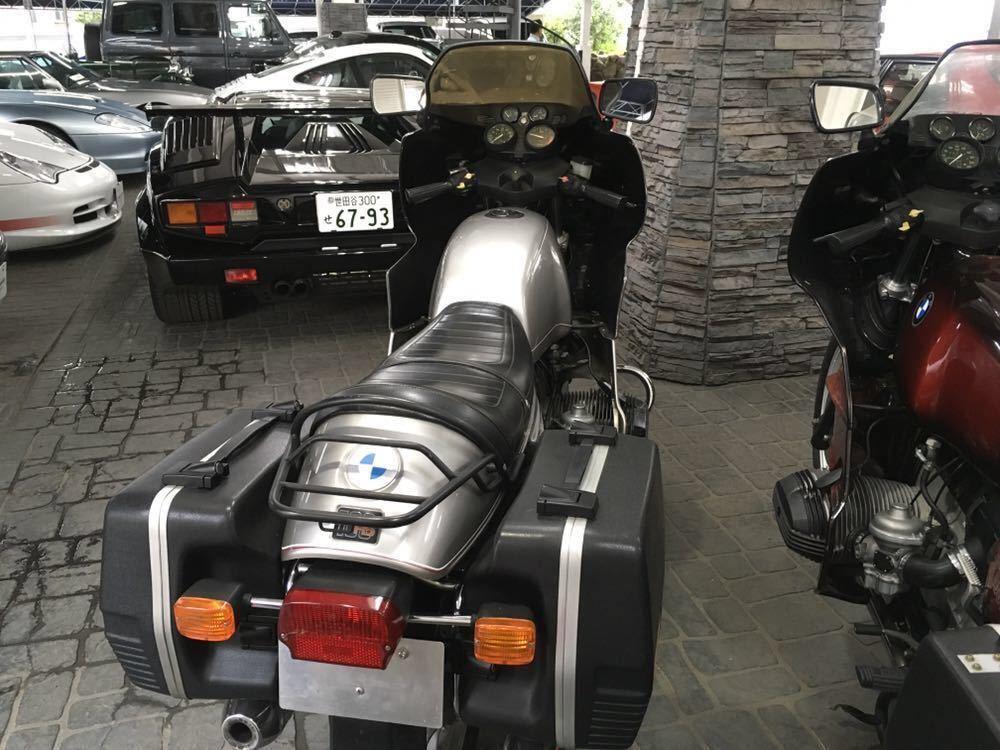 BMW R100RS 昭和57年 予備検査付_画像8