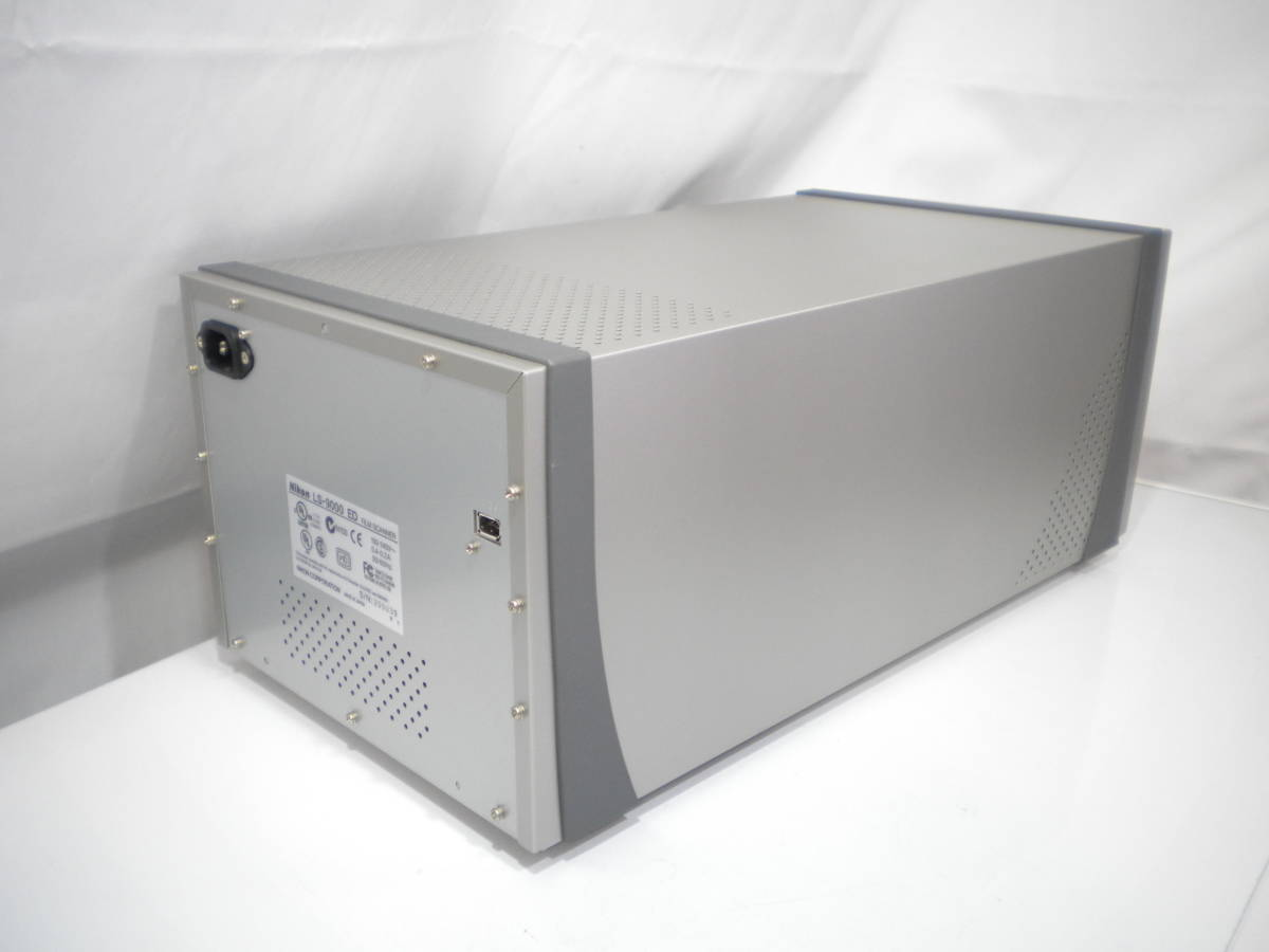 ☆ Nikon ニコン SUPER COOLSCAN 9000ED フィルムスキャナー 【完動美品】☆_画像5