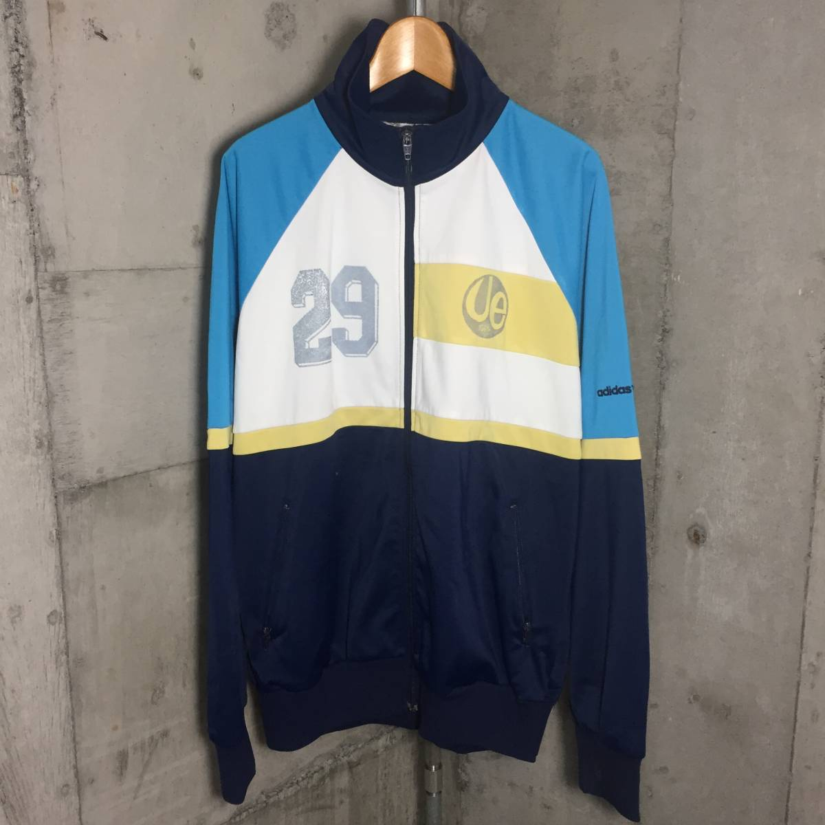 various design where can i buy unique design 80's U.S Used Clothing Old adidas Jersey Tops 80 period ...