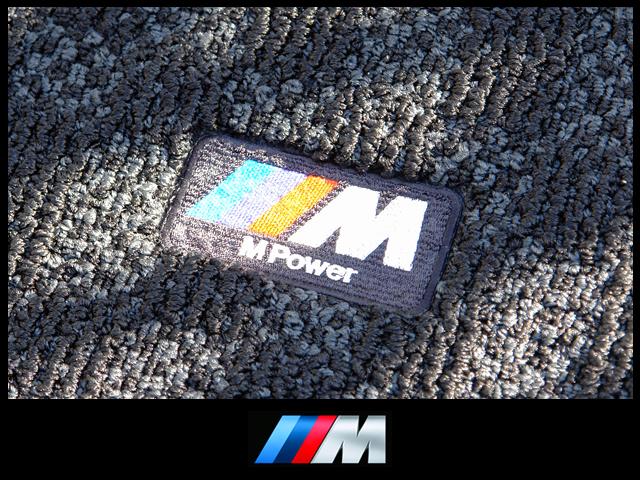 ★希少 極上美品 BMW E90 3シリーズ フロアマット トランク マット ラゲッジマット Mスポーツ Mパフォーマンス 320i 323i 325i 330i 335i★_画像2