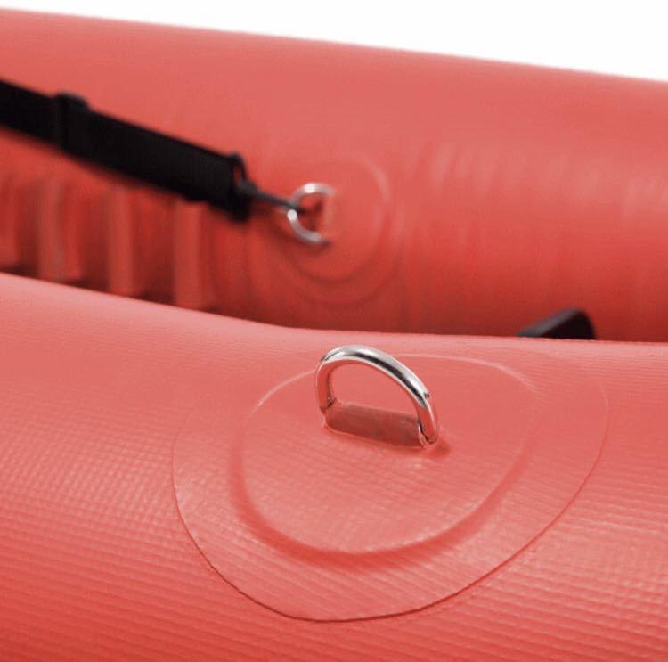 【即決★新品未使用未開封】 INTEX EXCURSION PRO 2人用 カヤック kayak エクスカーションプロ アウトドア 川 釣り 海 camp インテックス_画像6