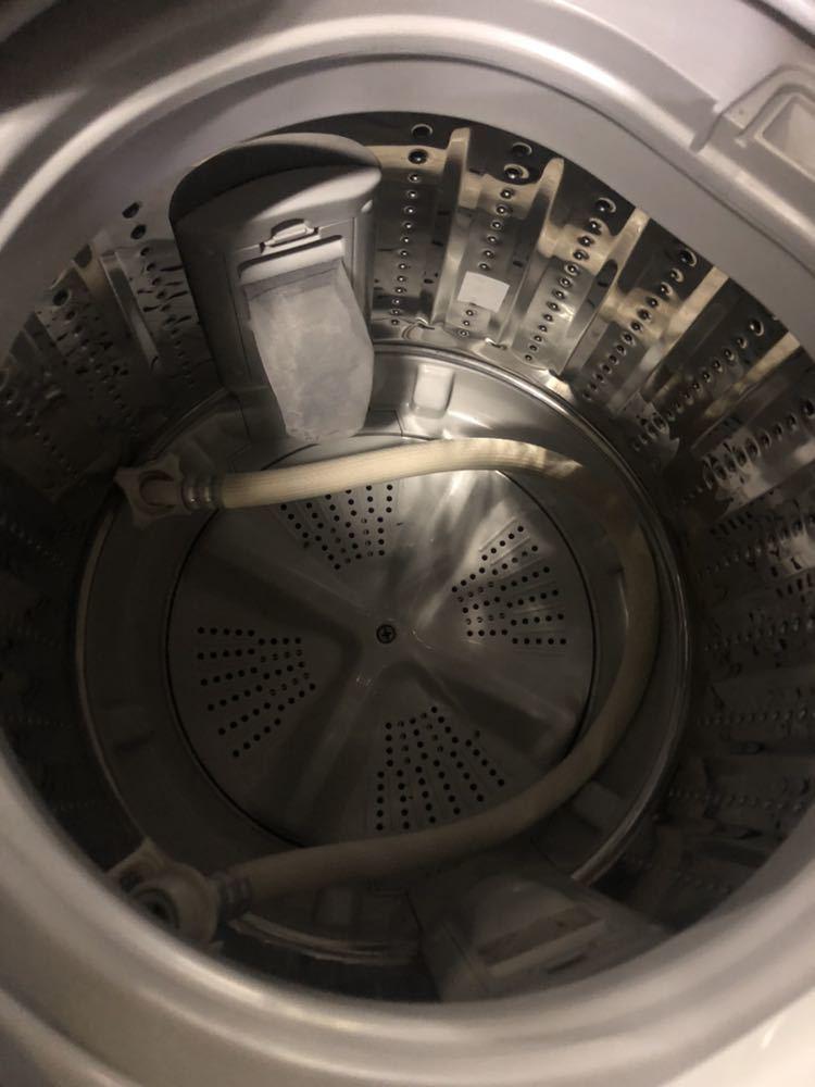 Haier ハイアール 全自動洗濯機 JW-K42B 4.2kg 札幌 直接お引き取り可能_画像3