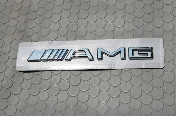 社外エンブレム【AMG】リア/トランク BENZベンツW251R350R500R550R63/前期/4マチック/4MATIC/クロスオーバー/スポーツ/パッケージ/6.3_画像1