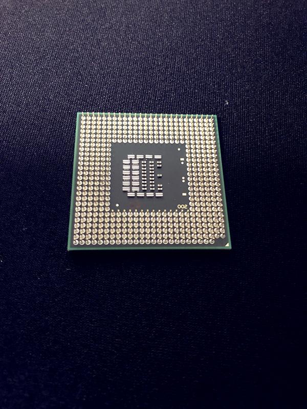 超美品☆ Intel Core2 Duo Mobile T9800 2.93GHz シリコングリス付 動作確認 #2_画像2