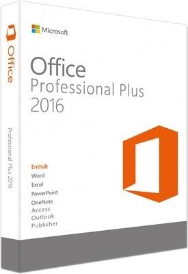 既決既発送 マイクロソフトOffice 2016 Professional Plus 正規品ダウンロード版 ブロダクトキー 認証保証