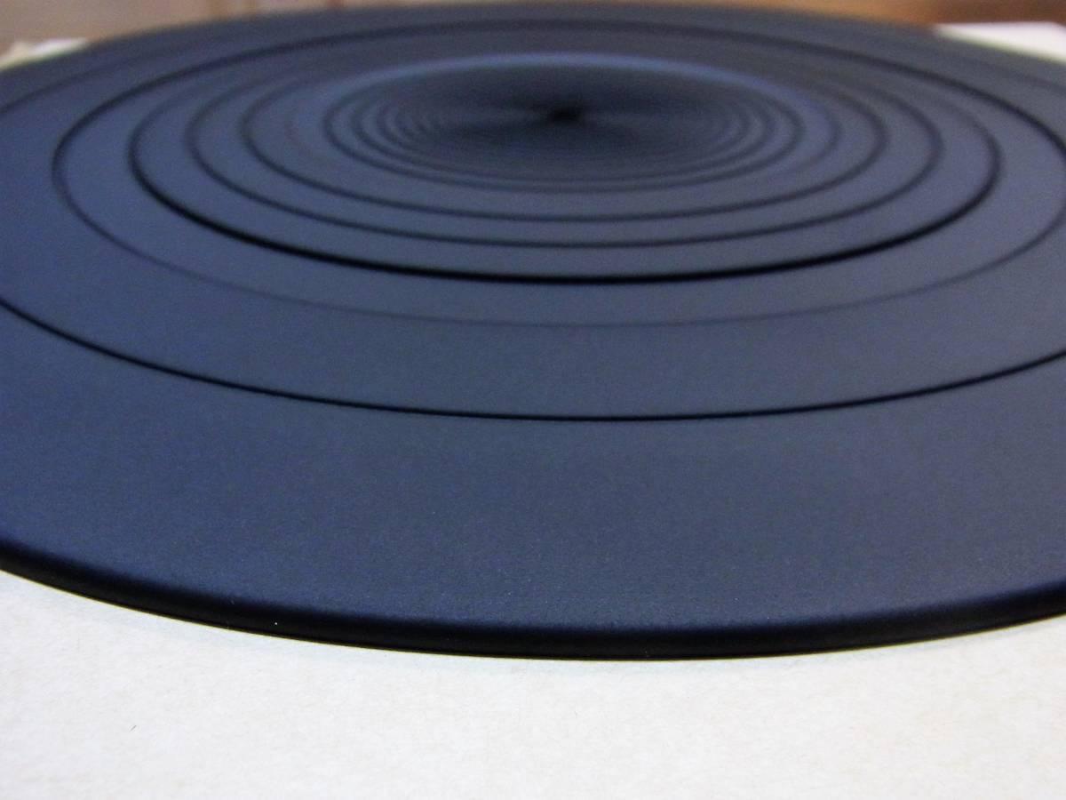 【即決/送料無料】アナログプレーヤー用  高品質ターンテーブルゴムシート 新品 1枚  _画像3