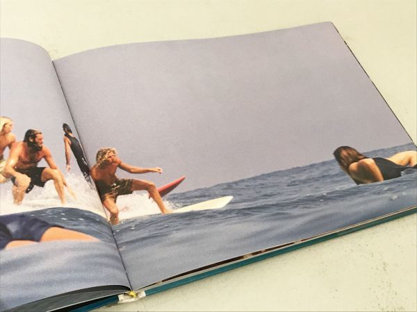 SURFING PHOTOGRAPHS FROM THE SEVENTIES TAKEN BY JEFF DIVINE サーフィン 70年代 写真集_画像3