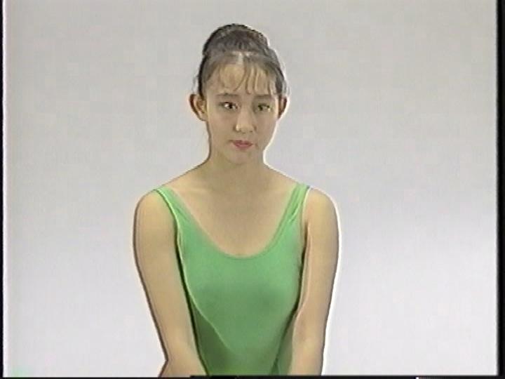 ヨガ ビデオ レオタード 01_画像2