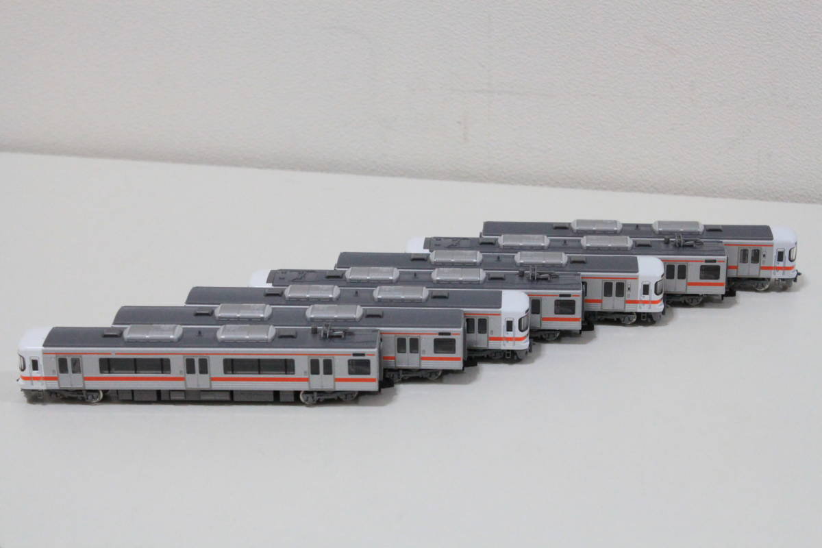 中古 超美品 Nゲージ TOMIX 98256 JR 313 2600系近郊電車セット 増結2セット追加済_画像7