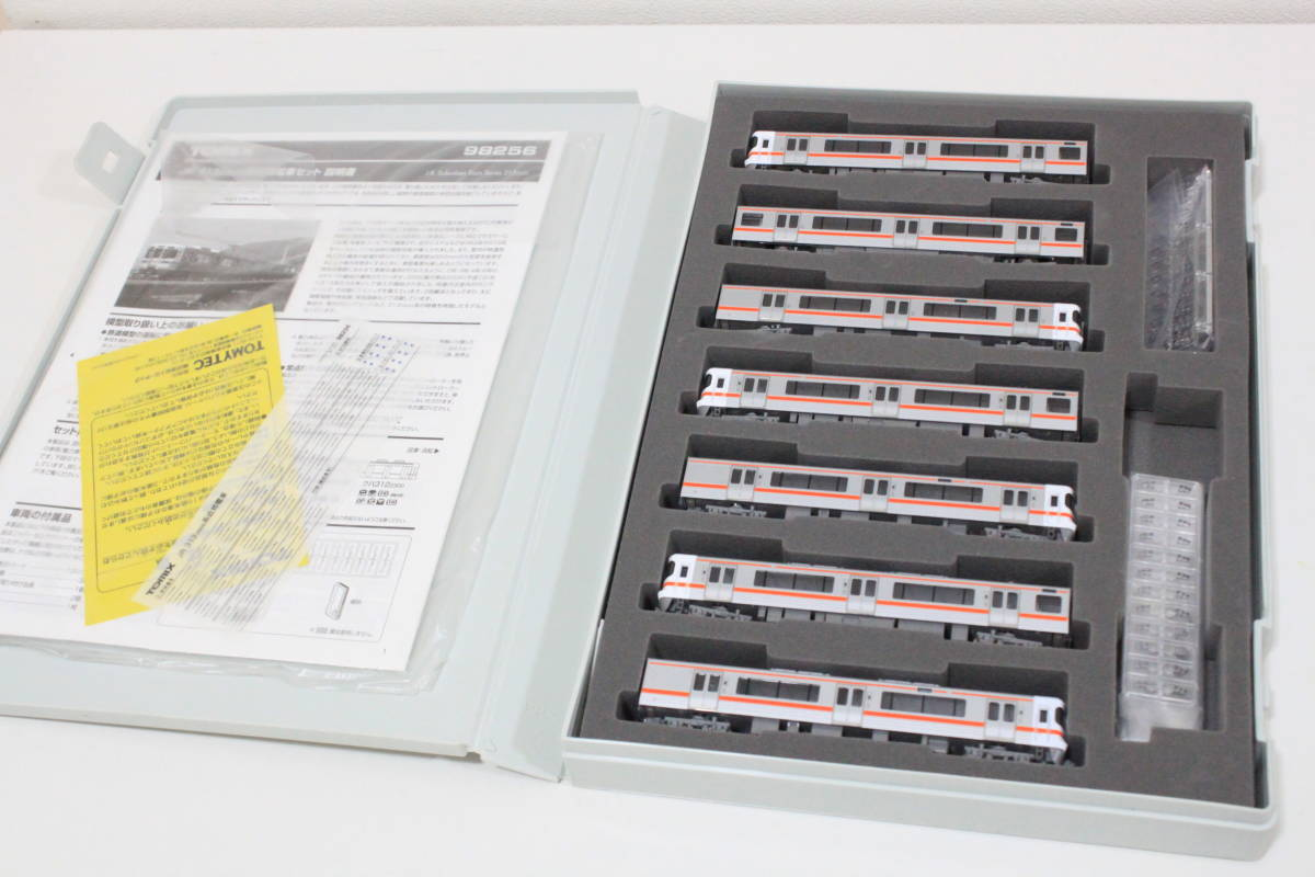 中古 超美品 Nゲージ TOMIX 98256 JR 313 2600系近郊電車セット 増結2セット追加済_画像3