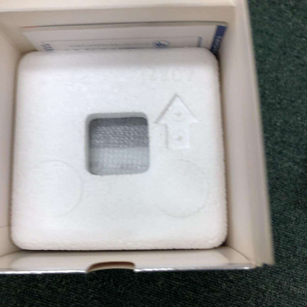 SHARP プラズマクラスター イオン発生IG-B20-W ホワイト 未使用_画像4