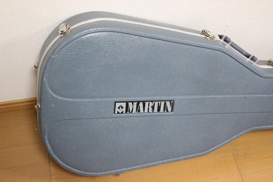 Martin マーティン 初期ブルーケース カギ付き 1968年製 D-28 付属品_画像2