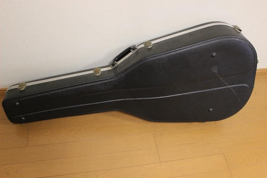 Martin マーティン ブラックケース カギ付き 1978年製 D-28 付属品_画像3