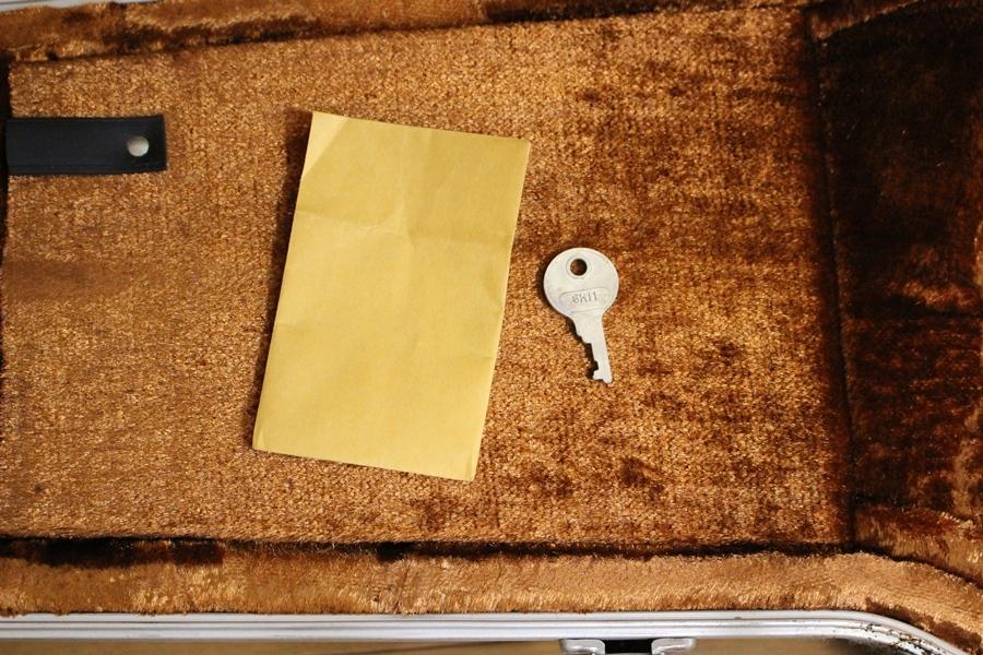 Martin マーティン ブラックケース カギ付き 1978年製 D-28 付属品_画像6