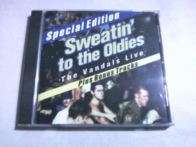 The Vandals - Sweatin' To The Oldies: The Vandals Live