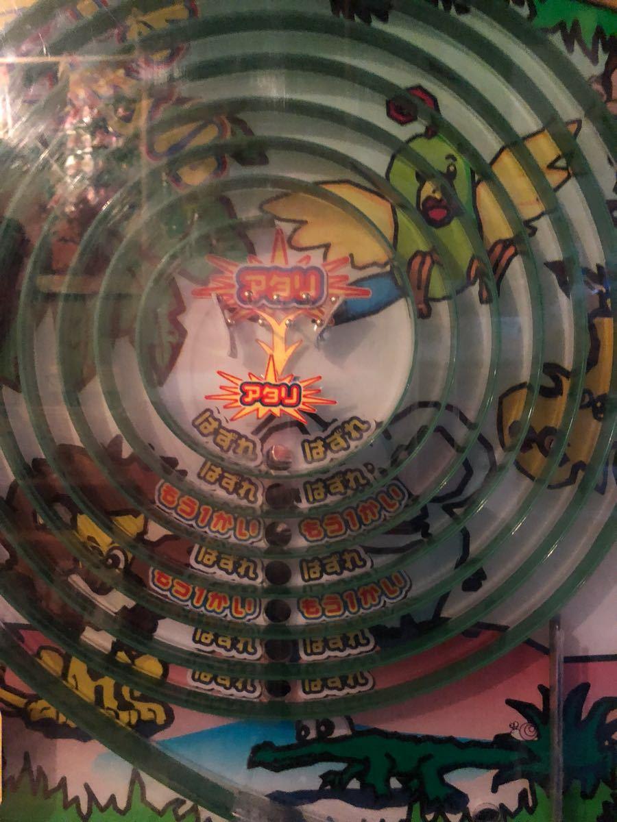 駄菓子屋10円ゲーム ぐるぐるジャングル_画像2