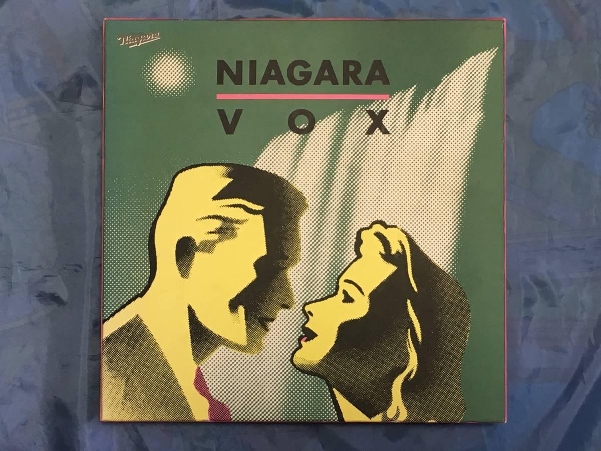 1981年・NIAGARA VOX / ナイアガラ ヴォックス』 12枚組アナログ盤 LP (大滝詠一)