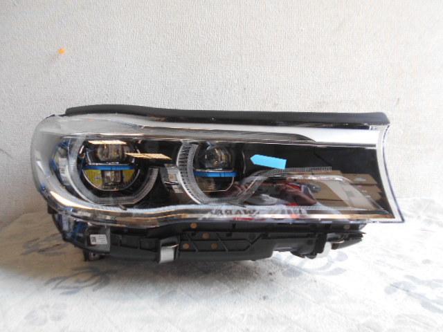 ③ BMW 7シリーズ ヘッドライト右 G11 63 11 7 408 702 (レーザー)