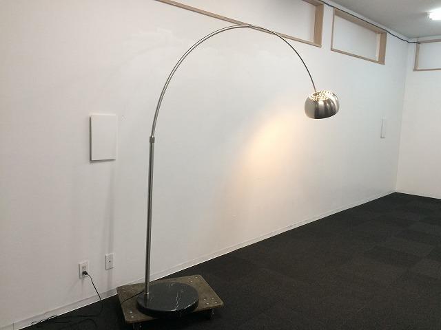 引取限定 モデルルーム展示品 TOYO KITCHEN STYLE フロアランプ SFHL-DF8009B (A05709)_画像2