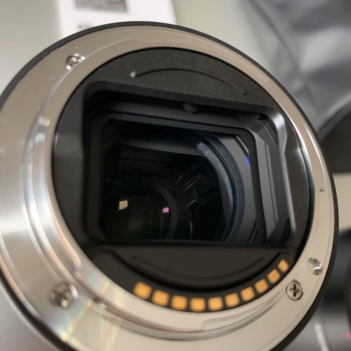 SONY ソニー FE 70-300 ㎜ F4.5-5.6 G OSS SEL70300G _画像3