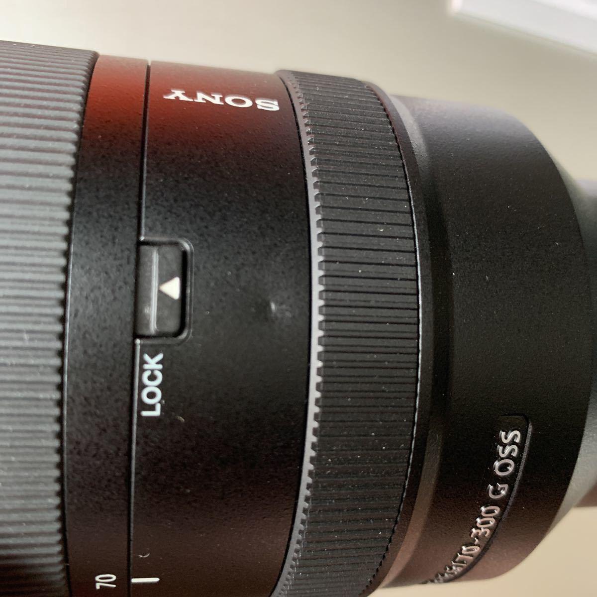 SONY ソニー FE 70-300 ㎜ F4.5-5.6 G OSS SEL70300G _画像5