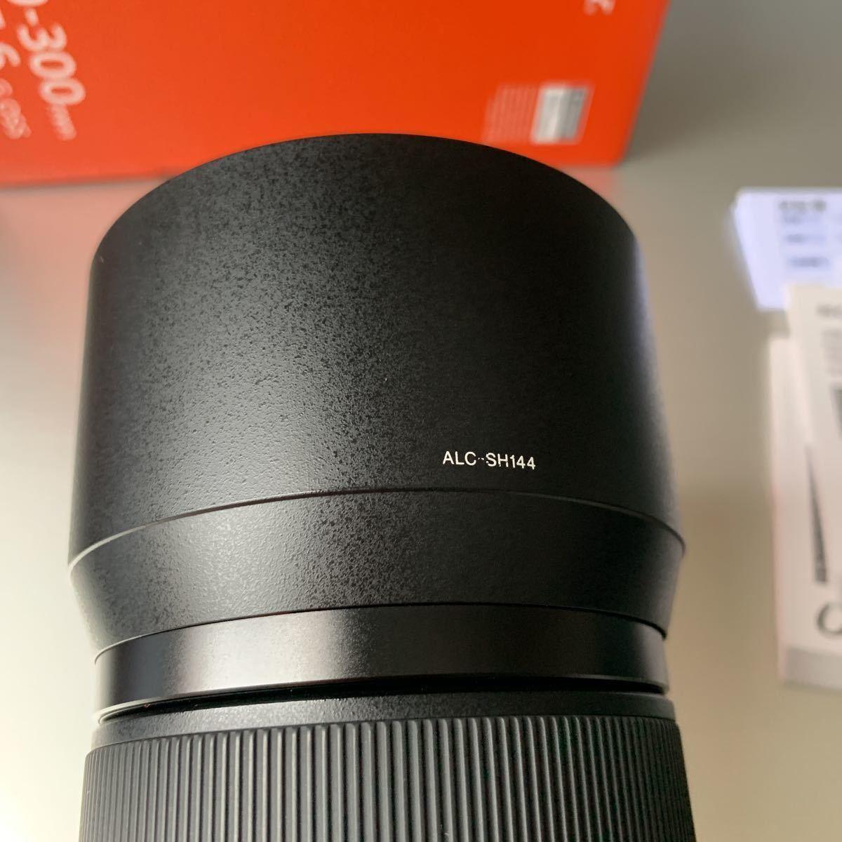SONY ソニー FE 70-300 ㎜ F4.5-5.6 G OSS SEL70300G _画像8